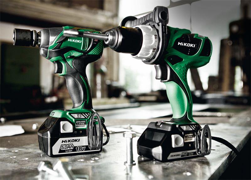 Hikoki (Hitachi) Werkzeug finden Sie bei Bruno Heinen in Bütgenbach