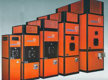 Luftheizungen für Hallen und Werkstatt